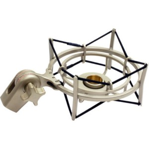 MXL USM-002 Low Profile Universal Basket Style Shockmount Fits all MXL Microphones